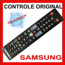 Controle Remoto Samsung Original Smart Tv 3d Tecla Futebol