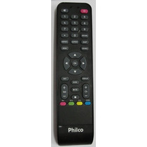 Controle Tv Philco Cr01 P/ Tv Lcd Led Original