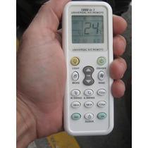 Controle De Ar Condicionado Universal Elgin