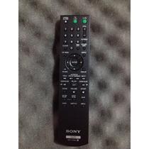 Controle Remoto Dvd Player Sony Original Rmt-d185a