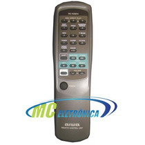 Controle Remoto Som Microsystem Aiwa Rc-6as14 Original