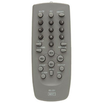 Controle Remoto Similar Tv Cce Cyber Rc201 Hps 2971 2991