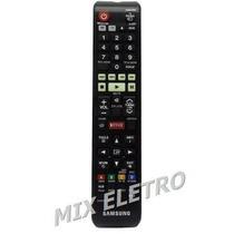 Controle Remoto Home Theater Blu-ray 3d Samsung Ht-e4500