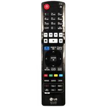 Controle Dvd Blu-ray Lg Akb72975301 Bd550 Bx580 Bd590 Etc.