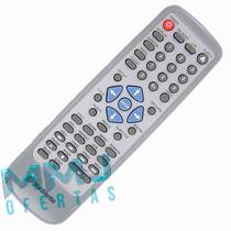 Controle Remoto Dvd Player Gradiente D-202 Original Mj-04