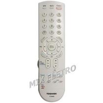 Controle Remoto Para Tv Semp Toshiba Tv-3457fs Tv-2958 Face
