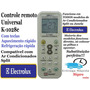 Controle Remoto Universal Ar Condicionado Split Electrolux