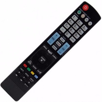 Controle Remoto Tv Lg Lcd / Led 3d Smart Akb72914245