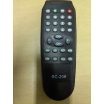 Controle Remoto Cce Rc206 Para Tv (original)