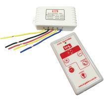 Controle Remoto Wireless P/ Ventilador De Teto + Receptor