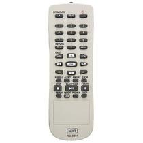 Controle Remoto Mxt Dvd Magnavox Rc-3004