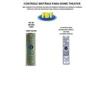 Controle Britania Fama 2 Para Home Theater Fbt366
