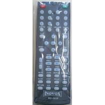 Controle Remoto Rc108 Para Dvd Player Inovox In1216