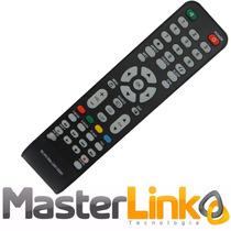 Controle Remoto Tv Lcd Led Cce Rc-512 517 D32 D37 D42 - 132