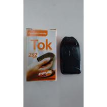 Controle Remoto Ppa Tok 292mhz P/ Portão Automático