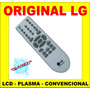 Controle Lg Original Universal Led Plasma Lcd Convencional