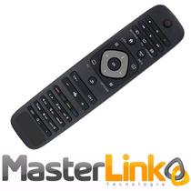 Controle Remoto Tv Led Philips Smart 42pfl6007g 7007g - 122