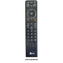 Controle Remoto Tv Lg Plasma Lcd Mkj40653803