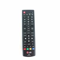 Controle Remoto Lg Akb73715613 Tv Lcd Led Plasma Original!!