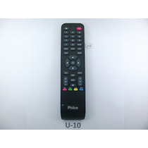 Controle Remoto Para Tv Lcd Philco Ph24 Led (026-0101)