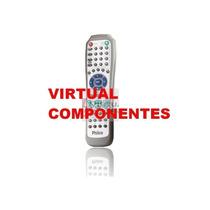 Controle Remoto Philco Home Theater Pht660 Original