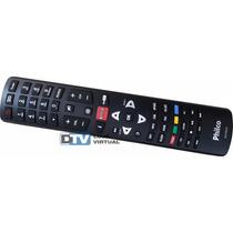 Controle Remoto Original Philco C/ Tecla Netflix   Rc3100l03