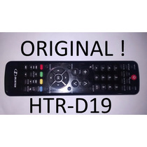 Controle Remoto Tv Lcd H-buster Htr-d19 Original ! Hbuster