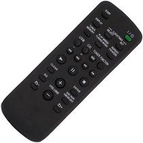 Controle Remoto Aparelho De Som Sony Fst-sh2000 / Mhc-ec590