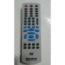 Controle Remoto Home Theater Gradiente Hts-420