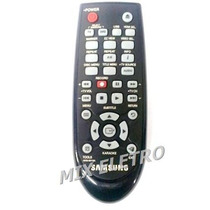 Controle Remoto Dvd Samsung Dvd-c360k, C360ks, C450kp, C450