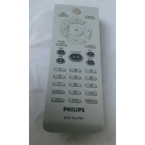 Controles Remoto Philips Frete Grátis Mod Dvd4060,original.
