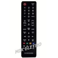 Controle Remoto Tv Led 3d Samsung Un32eh6030 Un40eh6030 Un46