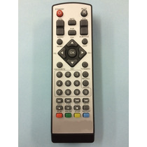 Controle Remoto Conversor Receptor Aquário Dtv 5000 Dtv6000