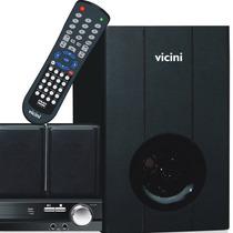 Controle Remoto Home Theather Vicini Vc-995