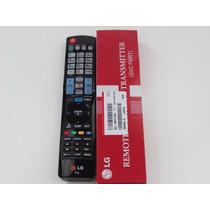 Controle Remoto Tv Led Lg 42lw5700 / 47lw5700 Original E Nov