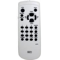 Controle Remoto Mxt Tv Cineral 2010 1470 2070 2077 1444