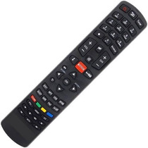 Controle Remoto Tv Led 3d Philco Rc3100l03 Função Netflix