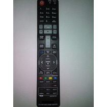 Controle Remoto Home Theater Bluray Lg Akb72976001 Bh6340p