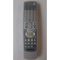 Controle Remoto Tv Gradiente Gn-29md Original Dvd/vcr