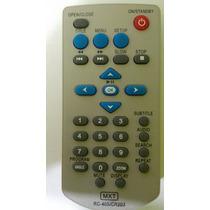 Controle Remoto Mxt C01047 Dvd Gradiente Rc-405/cr-203