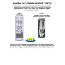 Controle Hyundai Hy 1075ht Hy1076 Para Home Theater Fbt312