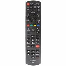 Controle Remoto Tv Lcd Panasonic Viera Com Tecla Netflix