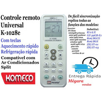 Controle Remoto Universal Ar Condicionado Split Komeco