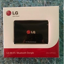 Adaptador Dongle Wifi E Bluetooth Lg An-wf500