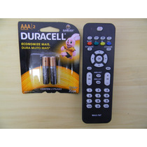 Controle Remoto Tv Lcd Philips 32pfl + Pilhas Duracell Aaa