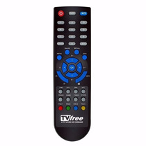 Controle Remoto Receptor Cromus Cad 1000 -tv Free