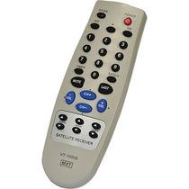 Controle Remoto Para Receptor Visiontec Vt-1000 Mxt