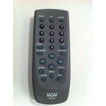 Controle Remoto Tv Cce Tubo Hps1405 1407 1471 2005 2007 2071