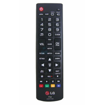 Controle Remoto Tv Lg Lcd Led Akb73715682 Original