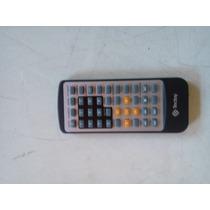 Controle Remoto Tec Toy Dvd Portatil- Dvt-t6001-6002